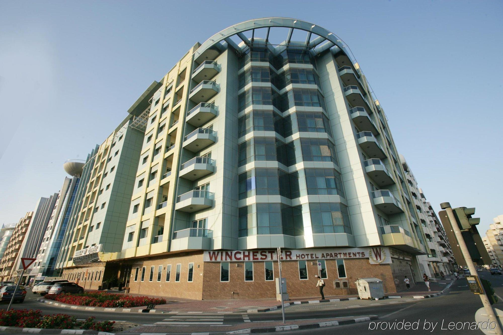 Winchester deluxe hotel apartments dubai for Hotel apartments in dubai
